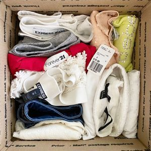 Reseller Not So Mystery Box 10 for $25